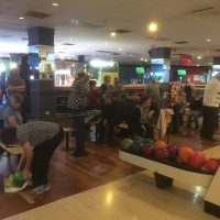 Phab bowling - March 2019