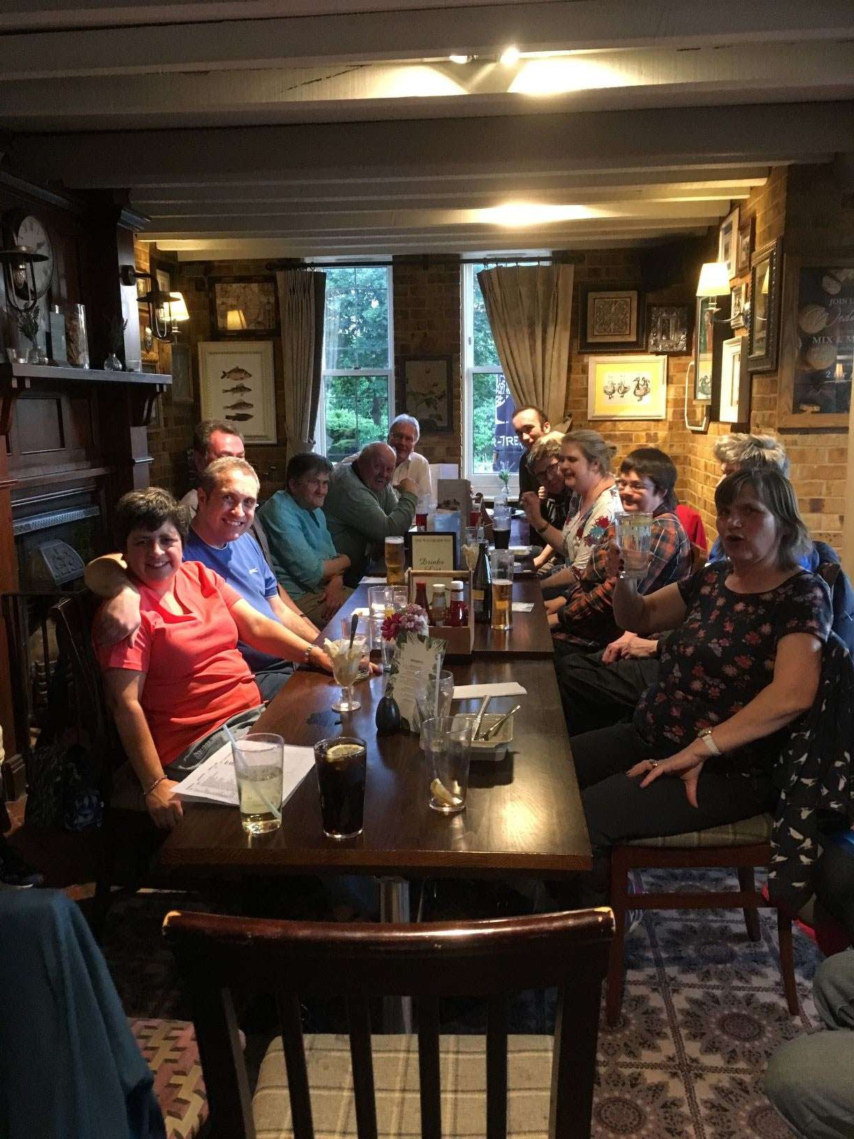 Waterside Inn - June 2019