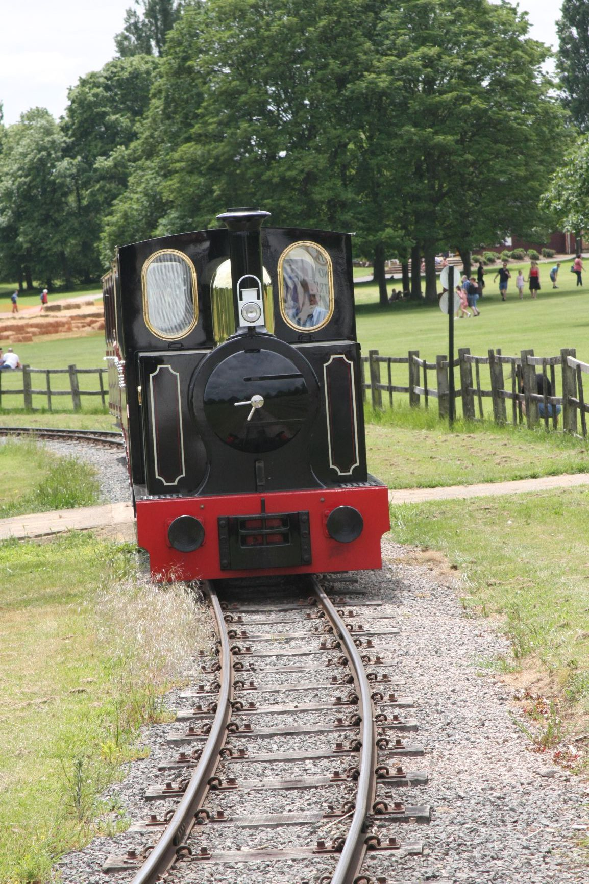 Wicksteed Train