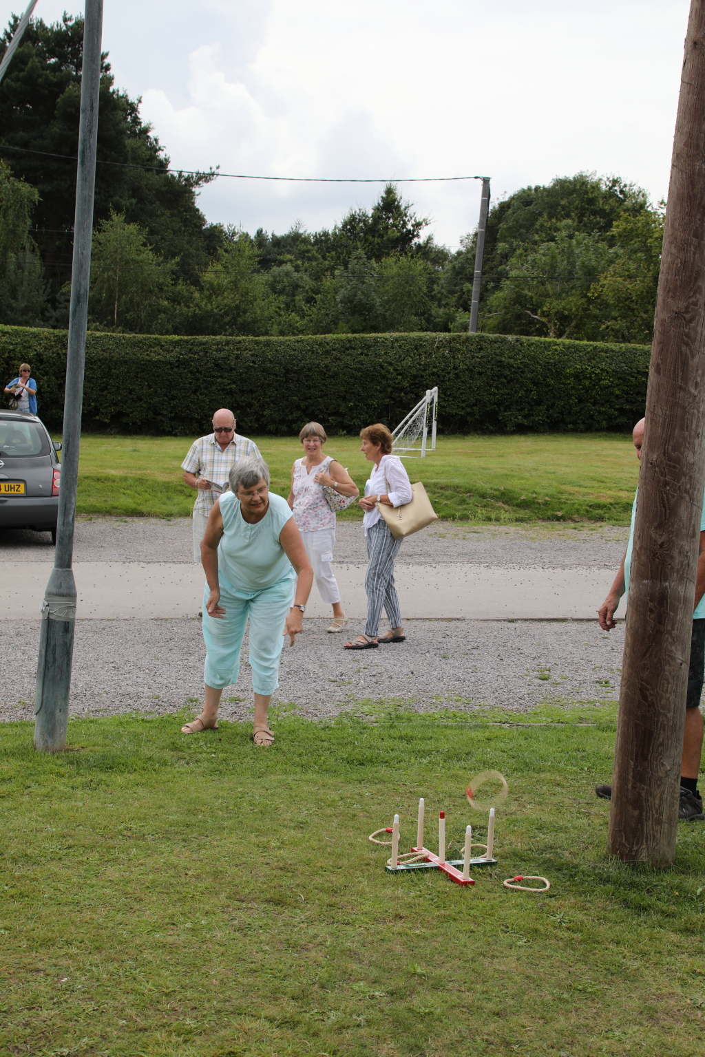 Anita and Quoits