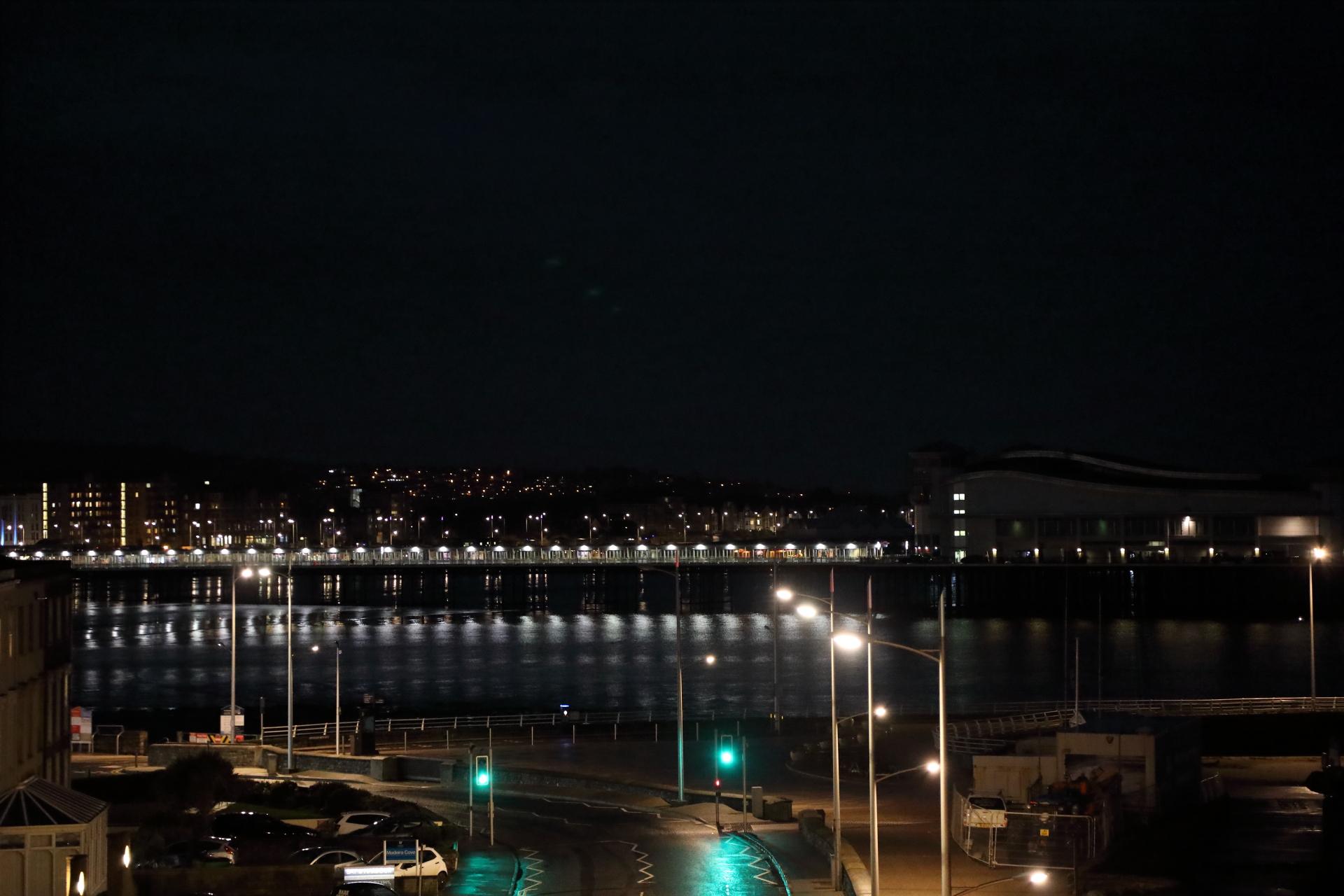Weston - Night Time