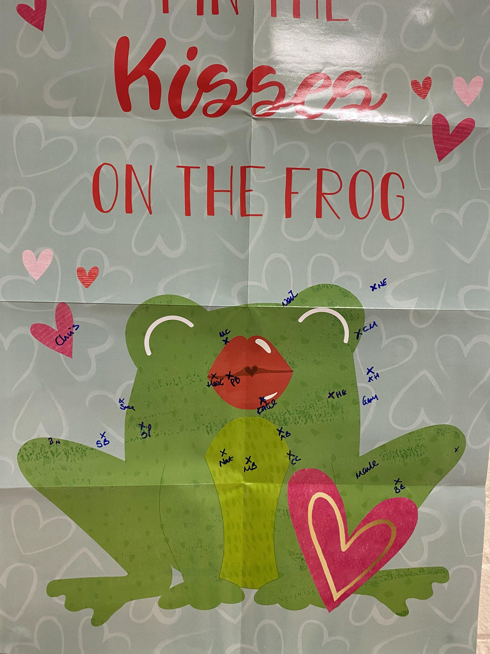 Froggy Mc Frog Heart