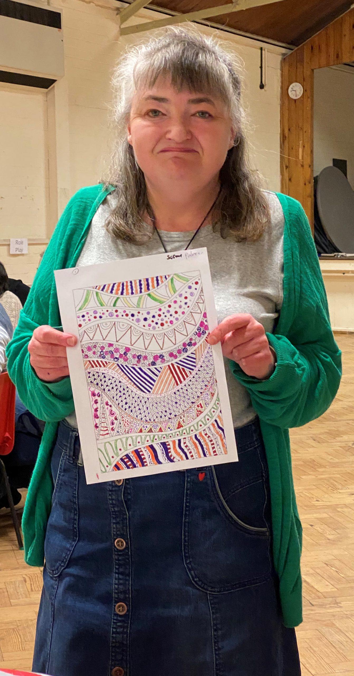 Winner - Sue Palmer
